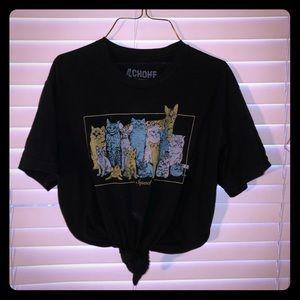 vintage kitty T-Shirt